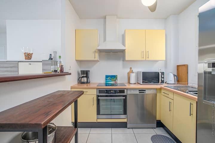 Location Appartement Colibri Trois Ilets Martinique19