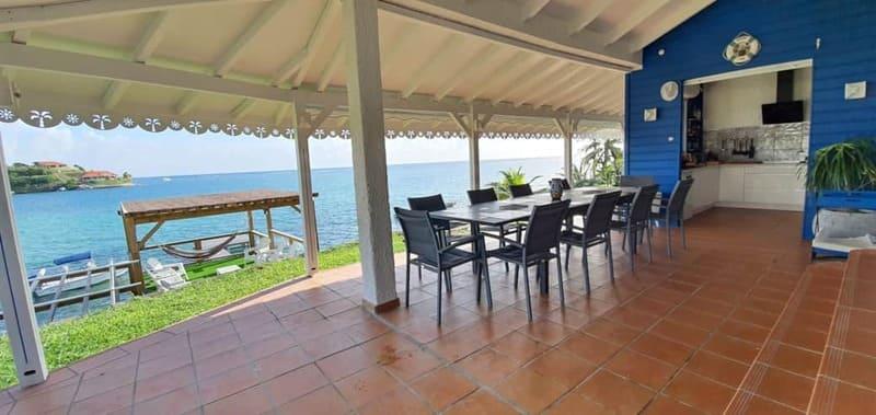 Terrasse Exterieur Villa Pointe Sables