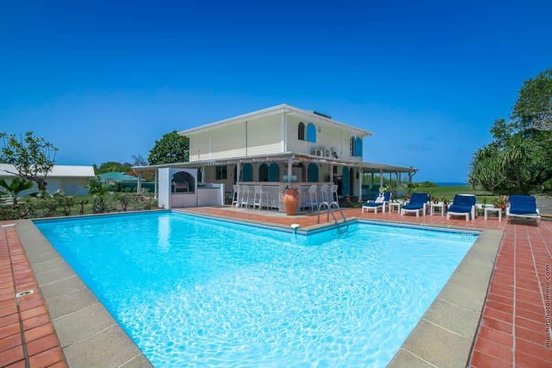Villa Domaine Anse Simon Martinique (6)