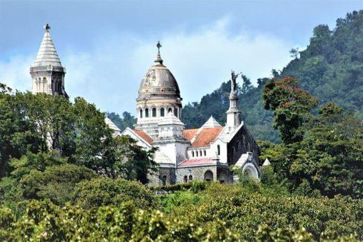 Eglise Sacre Coeur Balata