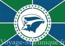 Ipséité Drapeau Martinique