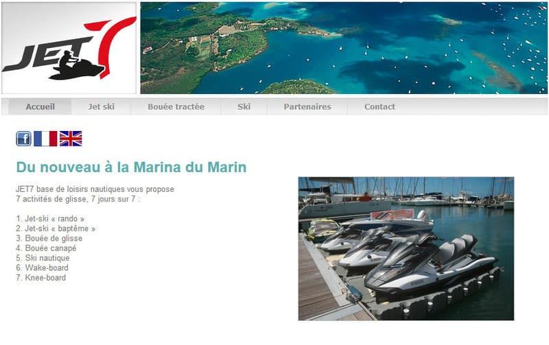 jet7 martinique