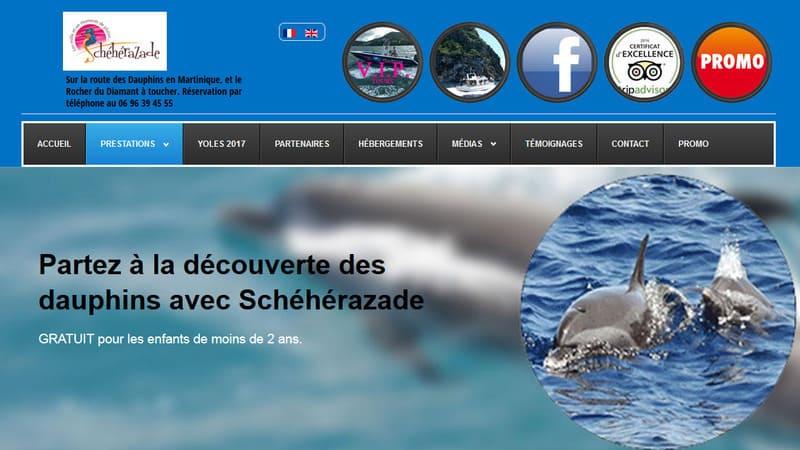 scheherazade dauphin Martinique