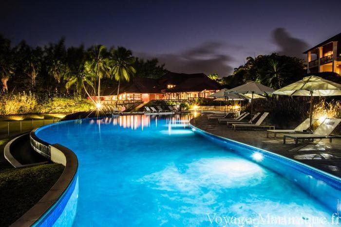 Hotel le François Martinique