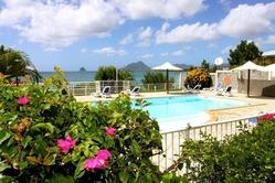 hotel corail martinique