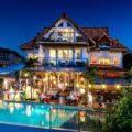 hotel suite villa