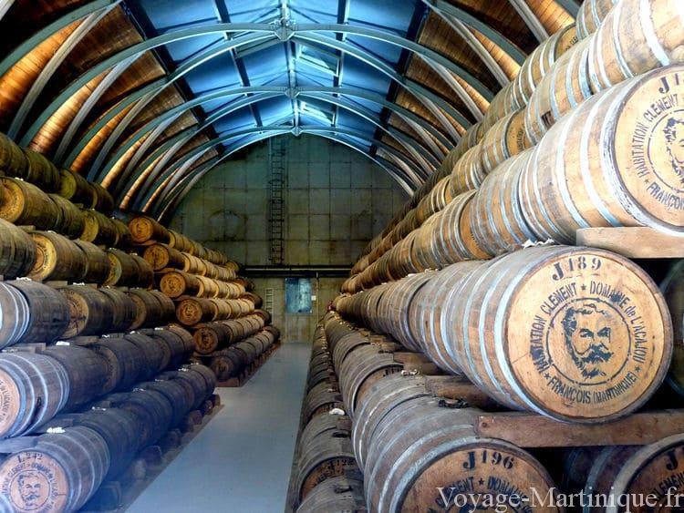 distillerie habitation clement