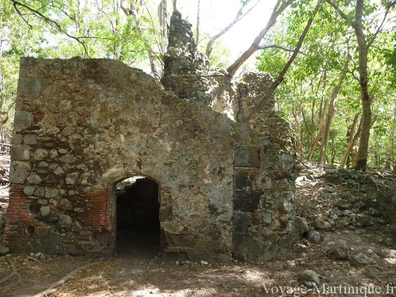 Ruine îlet Chancel