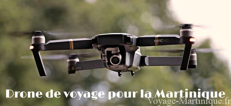 drone martinique