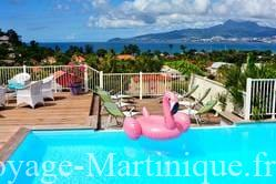 Location villa luxe trois ilets