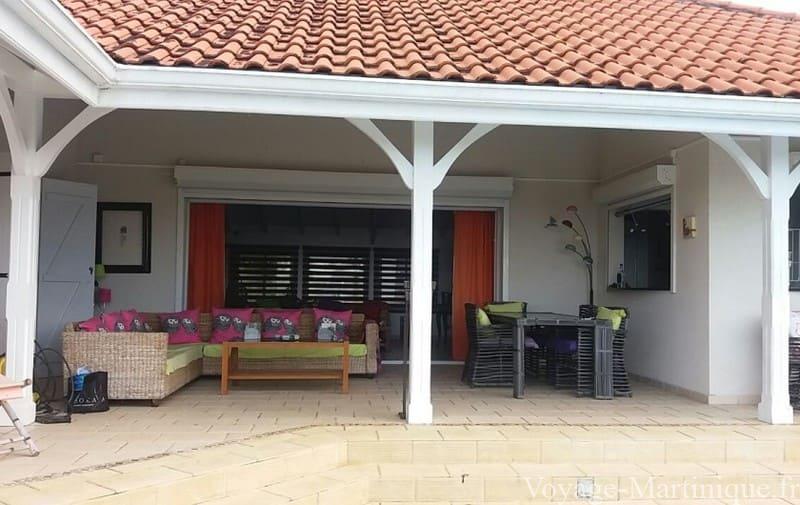 location villa piscine trois ilets