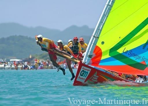 Yole Ronde Martinique