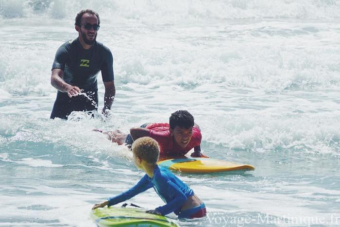 toulou surf school