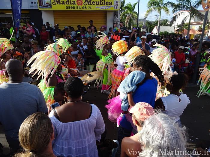 Carnaval Le Francois Martinique