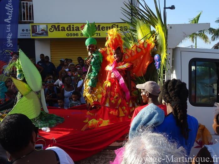 Défilé Martinique Carnaval