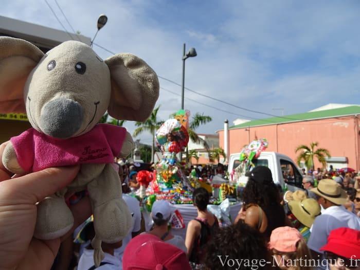 Doudou Au Carnaval