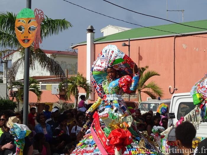 Parade Sud Carnaval Martinique