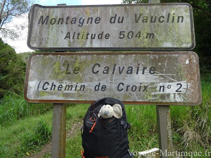 Randonnée Montagne Vauclin