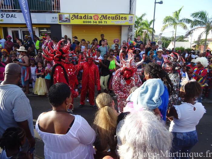 Vacances Carnaval Martinique