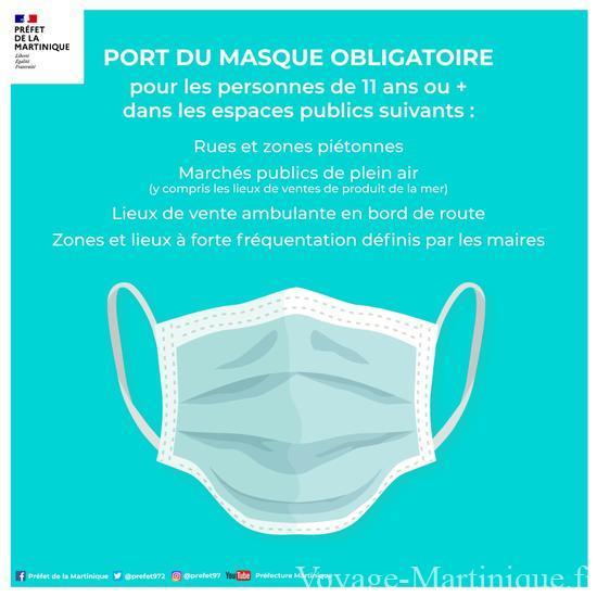 Port Masque Martinique