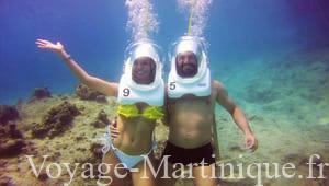 Marcher Sous La Mer Martinique