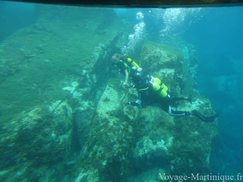 Vision Sous Marine Martinique