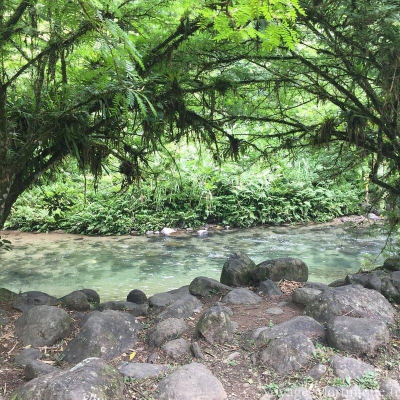 La Rivière blanche coeur bouliki